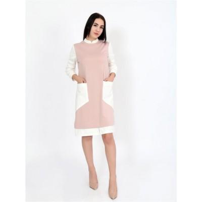 Платье 9 Розовый