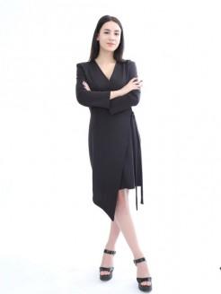 Платье 10 Черный