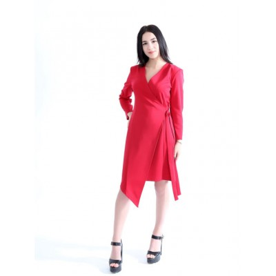 Платье 10 Красный