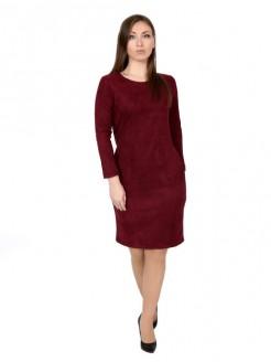Платье 11 Бордовый