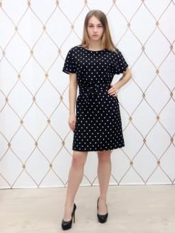 Платье 12 Черный