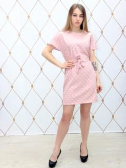 Платье 12 Розовый