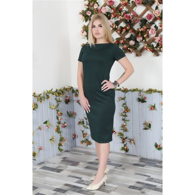 Платье 1 Зеленый