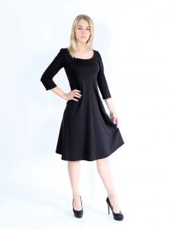 Платье 6 Черный