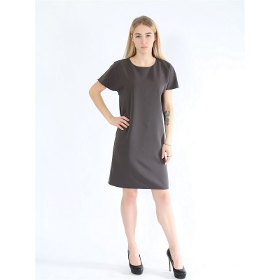 Платье 7 Серый