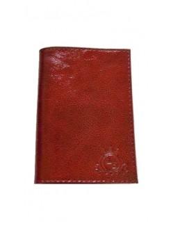 Обложка на паспорт Lucky Exclusive 007-01/2